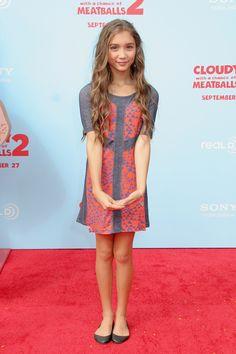 Rowan Blanchard age 2014