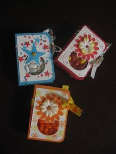 Tic Tac Holder by wattstlk - Cards and Paper Crafts at Splitcoaststampers