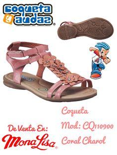 Coqueta Sandalias