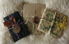 Packaging-envoltorio-regalo-ecológico-natural+de+Mori+girl+studio+por+DaWanda.com