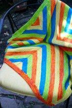 Indigirl Munchkin Baby Blanket Knitting Pattern - NobleKnits Yarn Shop