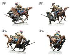 Cossack attack! 1812