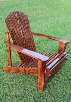 10 Free Adirondack Chair Plans