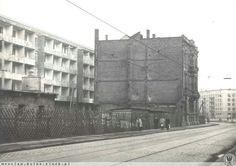 Nieistniejąca kamienica na Grabiszyńskiej tuż przed placem Legionów 1967-79