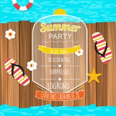 Summer Party en Logroño!!!