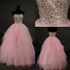 pink gowns,#pink, #prom
