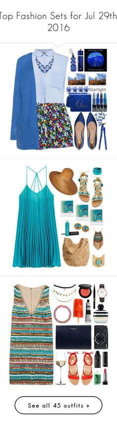 """""""Top Fashion Sets for Jul 29th, 2016"""" by polyvore ❤ liked on Polyvore featuring Kate Spade, Zizzi, 8, Urban Decay, Christian Dior, PYT, Natasha Accessories, Cultural Intrigue, BCBGMAXAZRIA and Mystique"""