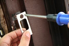 How to Burglarproof Your Doors: 11 steps (with pictures)
