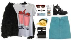 """""""hounddog"""" by reallyfrikkanawesome ❤ liked on Polyvore"""