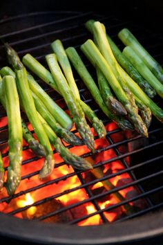 The Best Way to Grill Asparagus