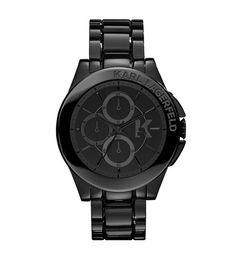 8 Best watch! images | Watches, Accessories, Karl lagerfeld
