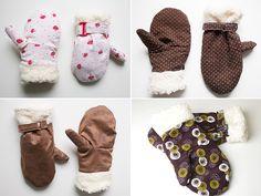 Für warme Hände im Winter haben wir für euch ein Schnittmuster für kuschelige Fausthandschuhe entworfen. Mit einem Riemchen kann die Weite der Handschuhe optimal eingestellt werden. Der Schnitt...