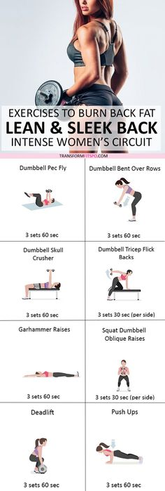 #womensworkout #workout #female fitness Repin and share if this workout gave you a sexy sleek back! Click the pin for the full workout.
