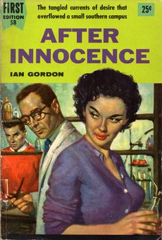 After Innocence (1955)  Cover art: Robert Maguire