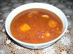 My Cuban Traumas: Colores de Otoño y Frijoles Colorados - Fall Colors & Red Beans Soup