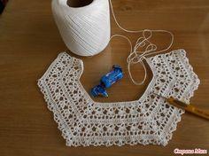 Vestido a crochet para niña tu
