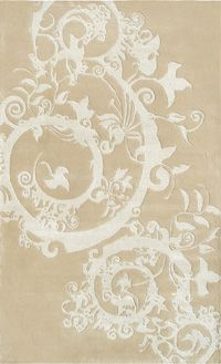 The Rug Market Maison Cosa Bella 44168 Beige and Cream area #rugs - This can be purchased at BoldRugs.com