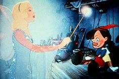"""Blue Fairy from """"Pinocchio"""""""