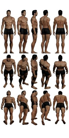 Human Figure Drawing Reference Mass Effect Kaidan Reference by on DeviantArt - Male Figure Drawing, Figure Drawing Reference, Body Drawing, Anatomy Drawing, Drawing Art, Comic Drawing, Animation Reference, Human Poses Reference, Body Reference