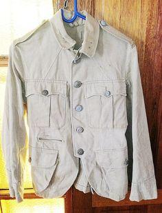 9015fca0fde Boer War British Khaki Jacket   Scottish Regiment Buttons. View pictures  War