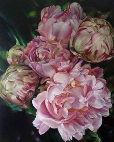 "Saatchi arte artista Marcella Kaspar;  Pintura #art ""Marcella Kaspar_Inspiration_111x905cm_SOLD"""