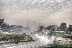 Unplanned Urbanization effect on Nature  by khoka rahman on 71pix.com