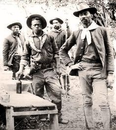 Real Old West Cowboys | Know Your History: Real Pics Of Black Cowboys From The Old West ...