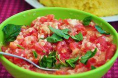mujdei de usturoi Romanian Food, Potato Salad, Paradis, Recipies, Potatoes, Cooking Recipes, Ethnic Recipes, Salad Dressings, Sauces