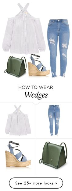 """Untitled #789"" by weirdzebra on Polyvore featuring MICHAEL Michael Kors and Yves Saint Laurent"