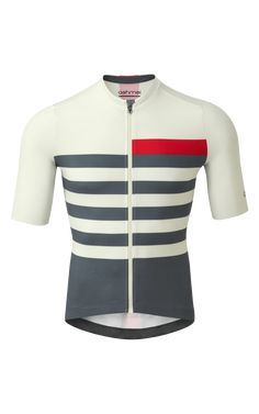 Stripes have become synonymous with cycling, so for this jersey we took inspiration from possibly the most famous stripe pattern. The Breton Jersey Cycling Outfit, Cycling Clothes, Design Kaos, Bike Wear, Spirit Wear, Cycling Jerseys, Road Bike, Mtb, Bicycles