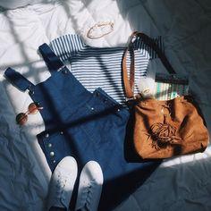 ☀️ shinin' down on our day 2 Osheaga outfit! #ardenerocks #festivalessentials…