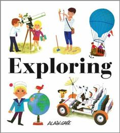 Exploring: Amazon.co.uk: Alain Gree: Books