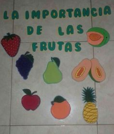 Frutas hechas en foami Yoshi, Fictional Characters, Ideas, Facts, Fruit, Fantasy Characters, Thoughts