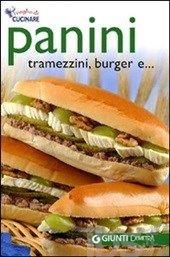 Panini, tramezzini, burger e ... - - Libro - Giunti Demetra - Voglia di cucinare - IBS