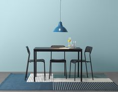 ADDE stoel | IKEAcatalogus nieuw 2018 IKEA IKEAnl IKEAnederlandeettafel eetkamer woonkamer keuken zwart TÄRENDÖ tafel eten Decor, Furniture, Interior, Mesa Ikea, Dining Table, Ikea, New Homes, Table, Home Decor