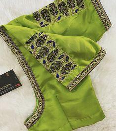 Cutwork Blouse Designs, Simple Blouse Designs, Bridal Blouse Designs, Blouse Patterns, Simple Designs, Cutwork Embroidery, Hand Embroidery Designs, Cut Work Blouse, Maggam Work Designs