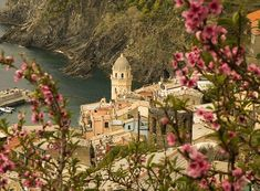 Vernazza Italy- Cinqueterre is one of the most popular spots to visit in Italy