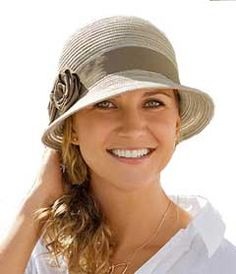 Styled for fashion and comfort our delightful Bella Hat will be the 'hit' of your summer wardrobe. Lightweight UV protection and three popular colors make this cloche styled hat the perfect addition t