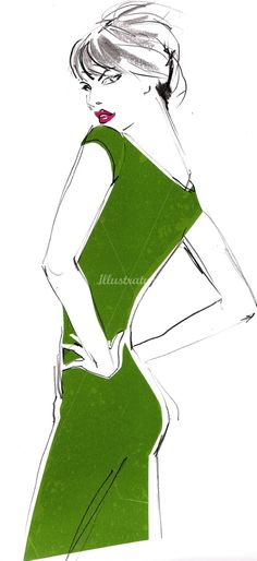 Learn from Jacqueline Bissett and develop your own fashion illustrations for blogging, pinning or filling your portfolio Take a free trial now: https://www.mastered.com/courses/11