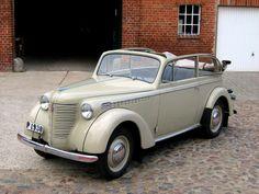 Opel Olympia cabrio 1939