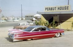 Larry Watson's '59 Cadillac at the Custom Car Chronicle