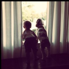 Awww--Owen and Frankie!! THey are too cute!!