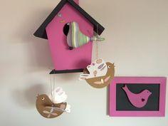 Activité manuelle testée par le blog  Blablas de Kate  Nos petits oiseaux