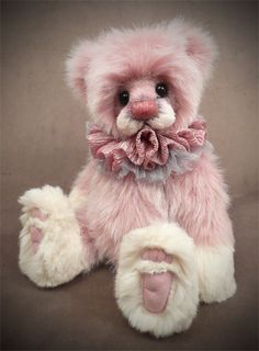 Probably the creepiest teddy bear EVER!