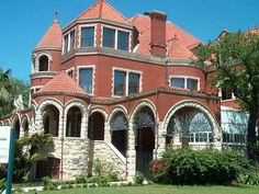 Moody Mansion Museum, Galveston- I have been there when Mr. Moody lived there.
