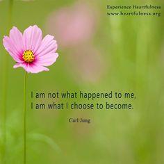 """Our choices define us. #Heartfulness #meditation"""