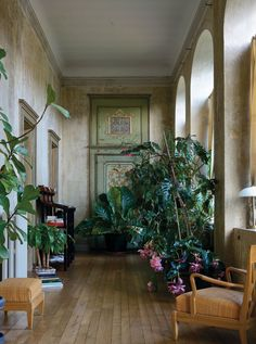 House goals: film director Luca Guadagnino's residence near Milan, Italy. Photo: mikaelolsson.se / The New York Times