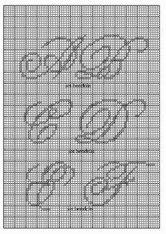 Flemish Script, capitals 1