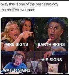 Zodiac Signs Chart, Zodiac Funny, Zodiac Signs Sagittarius, Zodiac Sign Traits, Zodiac Memes, Zodiac Star Signs, My Zodiac Sign, Astrology Zodiac, Astrology Signs