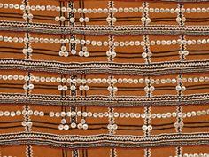 African Tribal Art - Skirt, Xhosa or Mfengu People, South Africa African Dress, African Art, Xhosa, Beadwork, Beading, Tribal Art, South Africa, Glass Beads, Shells